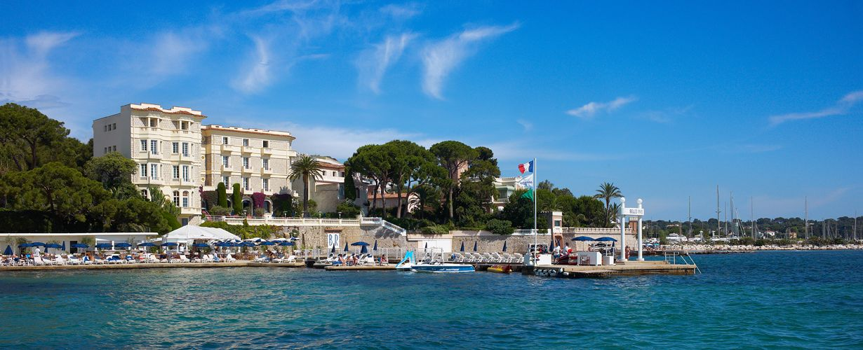 Hotel belles rives antibes juan les pins for Hotels juan les pins