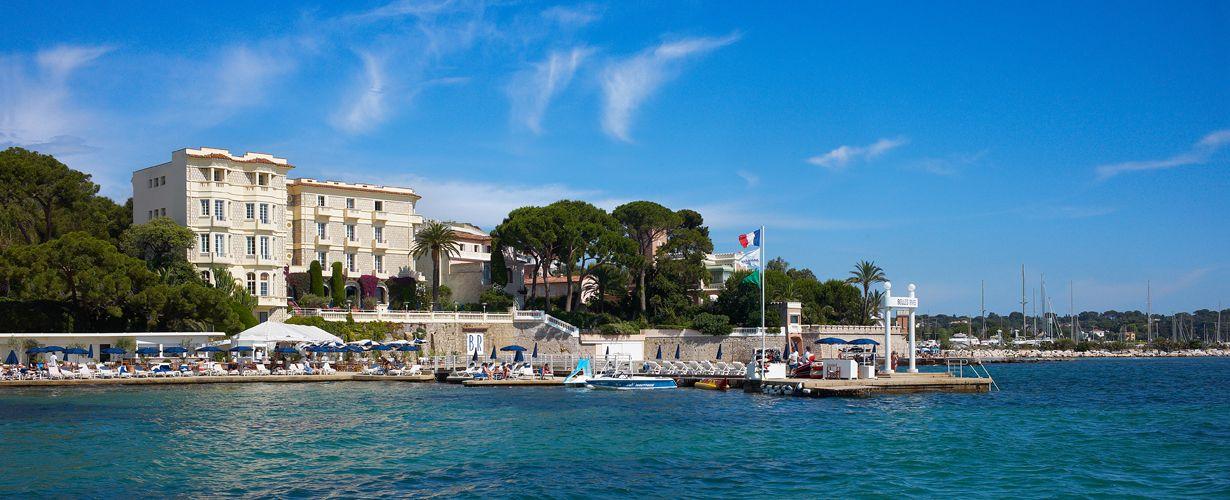 Hotel Belles Rives Antibes Juan Les Pins