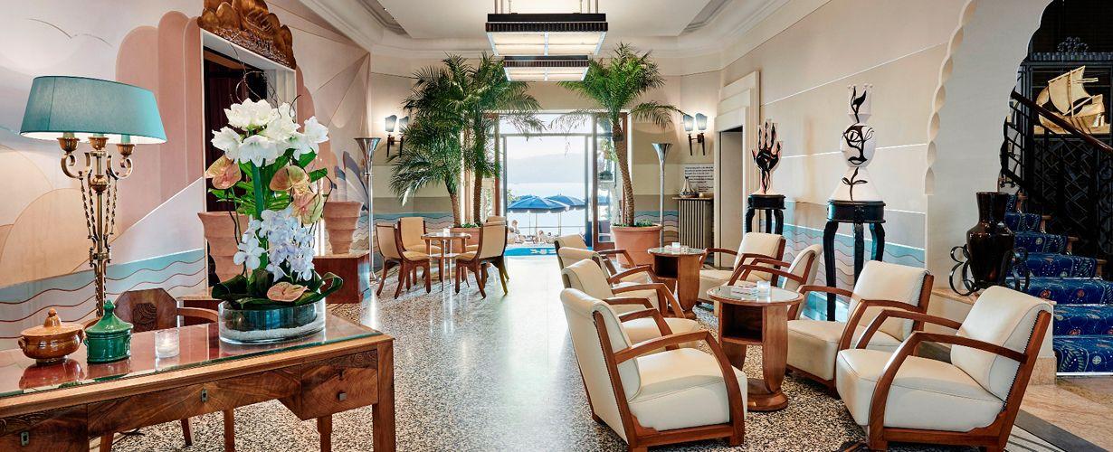 Favori Hotel Belles Rives : Antibes, Juan les Pins EV98