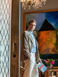 Christopher Bollen - Prix Fitzgerald 2018