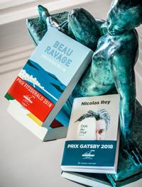 Prix Fitzgerald et Prix Gatsby 2018