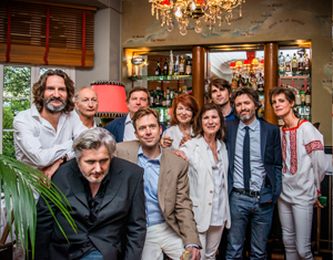 Le jury et les lauréats du Prix Fitzgerald 2018