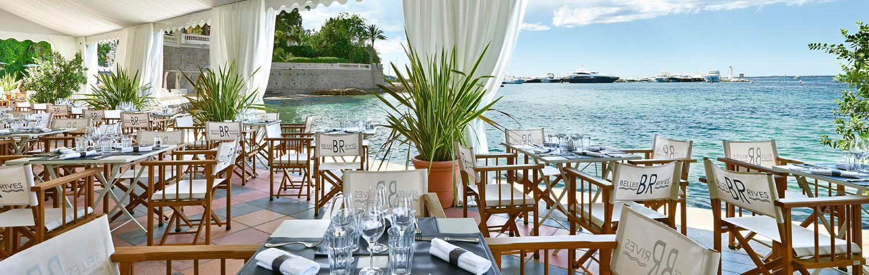 Terrasse Restaurant De Plage