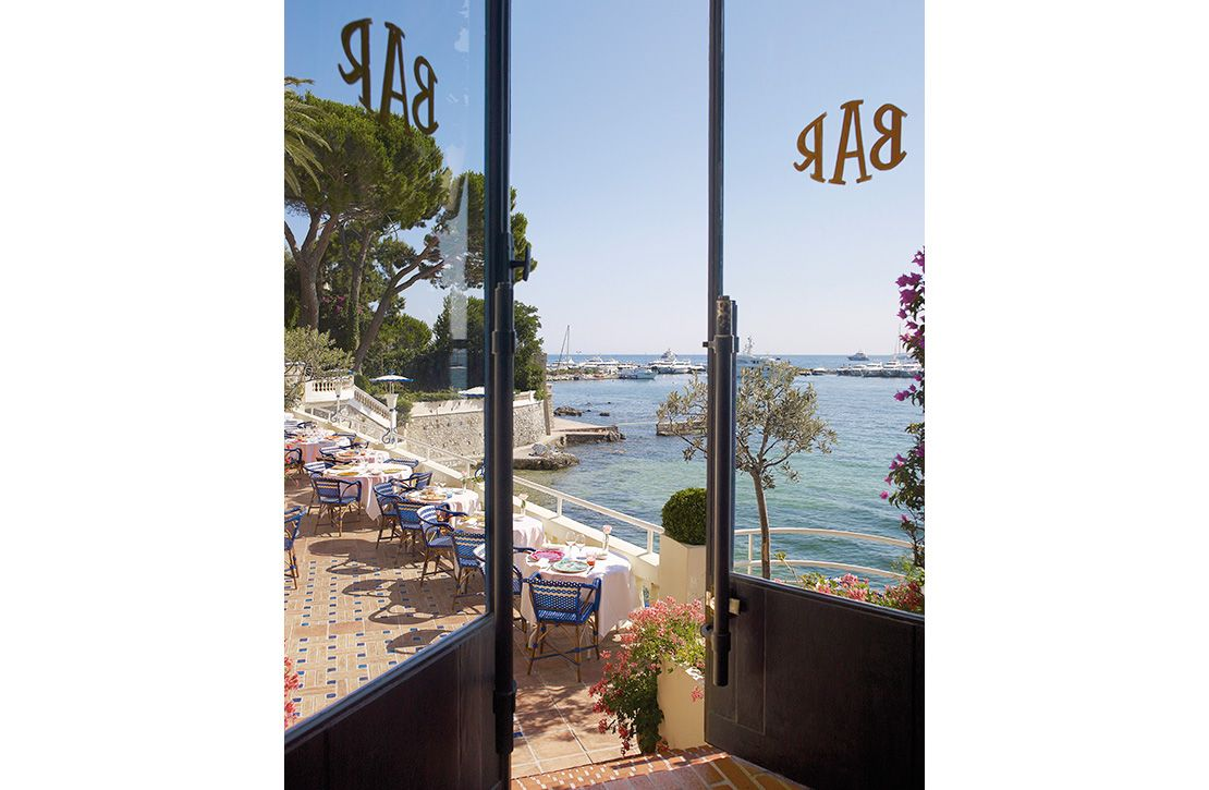 Hotel Belles Rives Bar - Antibes