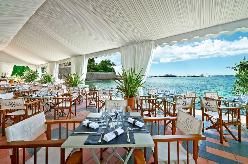 Restaurant Hotel Belles Rives Juan Les Pins
