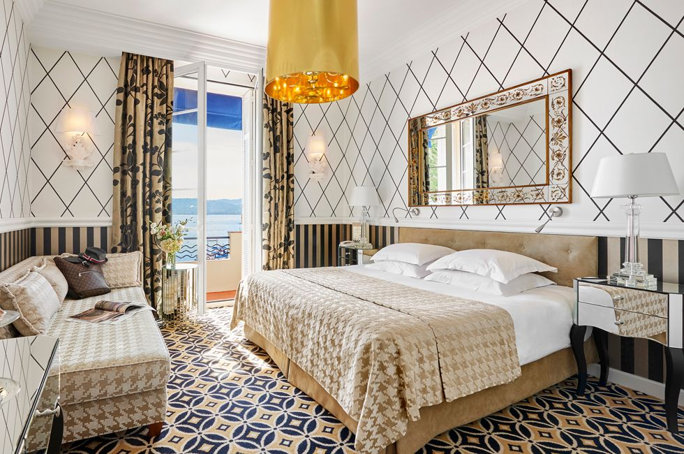 Suite at Hotel Belle Rives - Antibes
